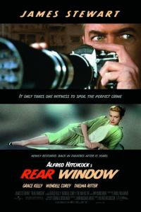 Arka Pencere - Rear Window